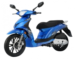 Ampere Scooter